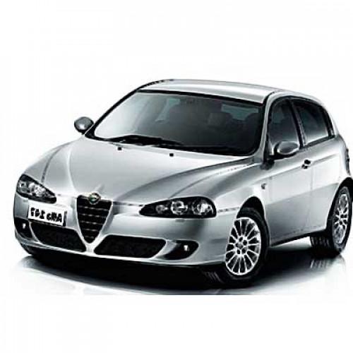Attelage Alfa Romeo 147 de 2005 à 2010