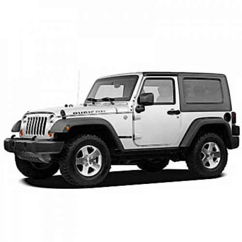 Attelage Jeep WRANGLER de 2007 à aujourd'hui