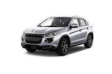 Attelage Peugeot 4008 de 2012 à aujourd'hui