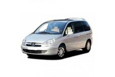 Attelage Peugeot 807 de 2002 à aujourd'hui