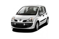 Attelage Renault GRAND MODUS de 2008 à aujourd'hui
