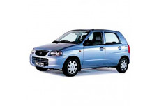 Attelage Suzuki ALTO de 2002 à 2009