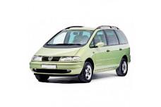 Attelage Volkswagen SHARAN de 1995 à 2000